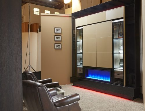 Wellborn Cabinets Media Room Storage