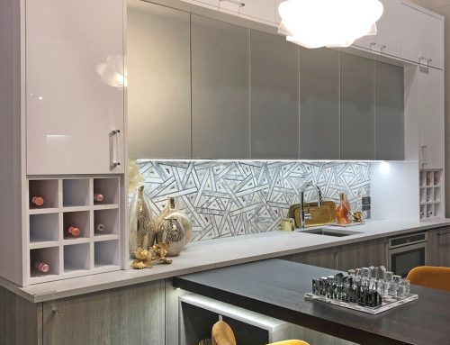 Designcraft Metro Contemporary Kitchen