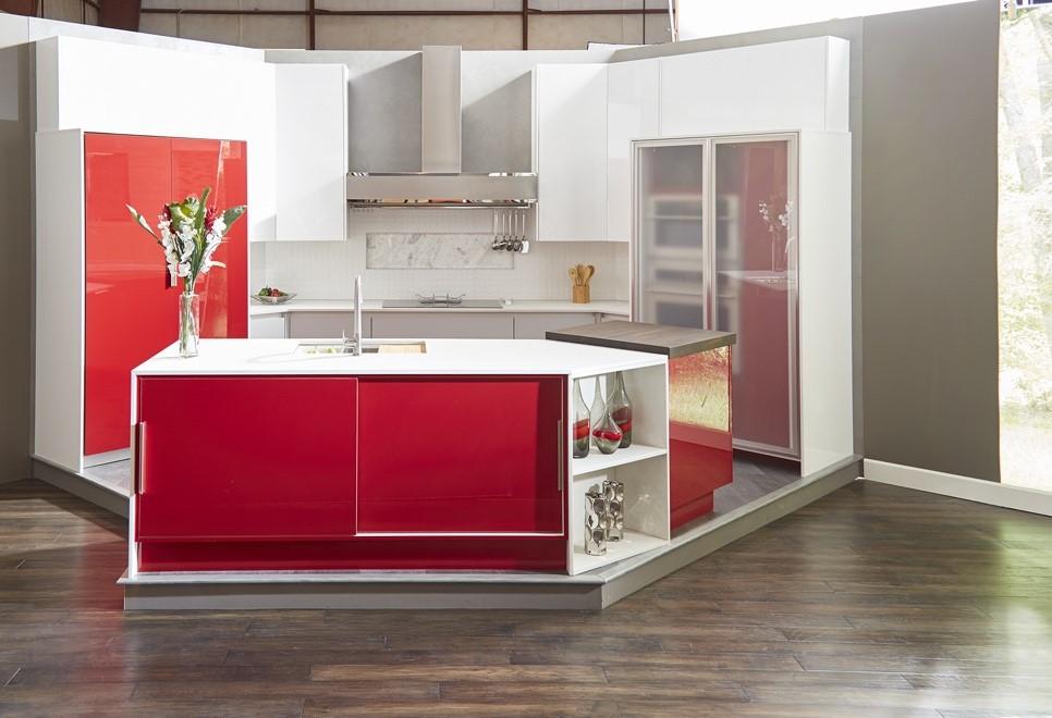 Wellborn Cabinets Colorful Kitchen Element Designs Blog